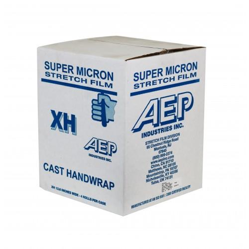 """Stretchwrap; 12.75"""" x 1476', Eq. 80g, 4RL/Case"""