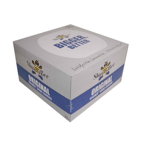 Shoe Cover - Dark Blue; 50PR/Box
