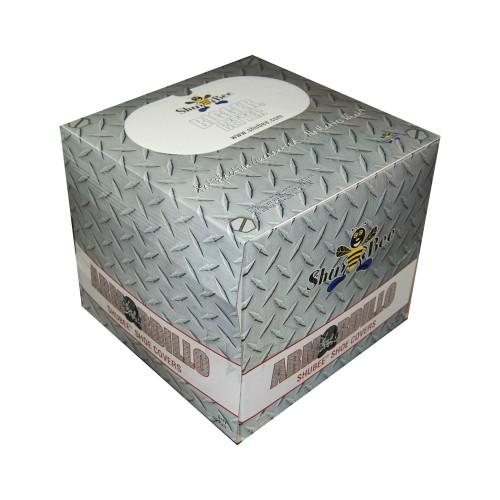 Armordillo Shoe Cover - Grey; Non-slip; 50PR/Box