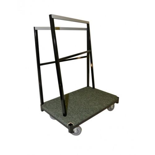 "Panel Cart - Blue, 24"" x 36"", 1000LBS"