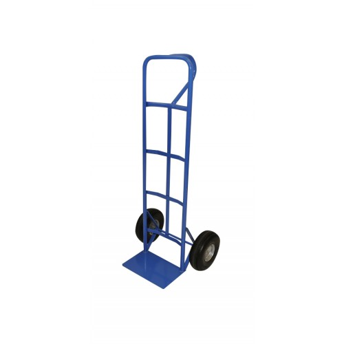 "P-Handle Handtruck, 10"" Air Tires"